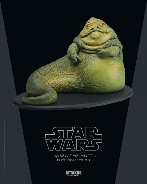 Star Wars Elite Collection Jabba The Hutt