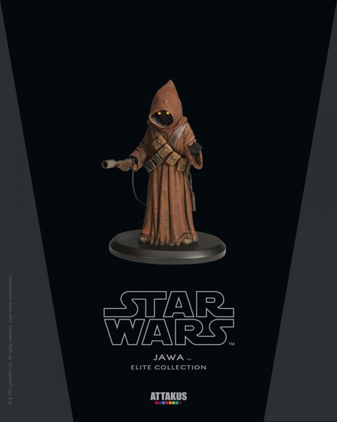 Star Wars Elite Collection Jawa