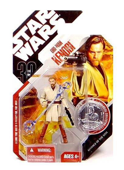 Star Wars Obi-Wan Kenobi (Grievous Duell) TAC05 30th Anniversary Collection 2007