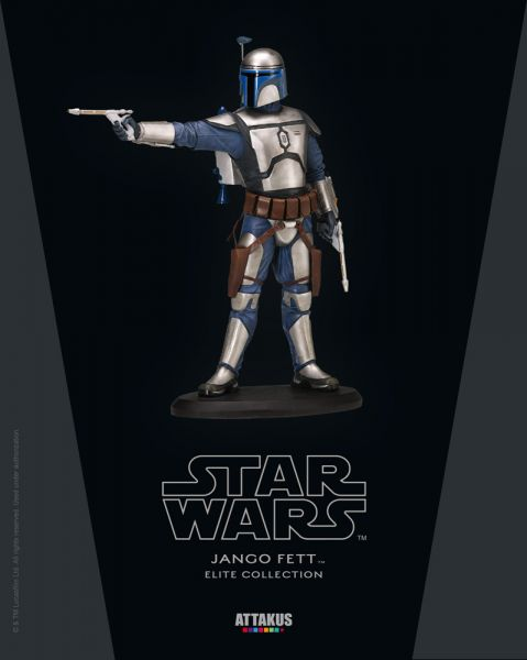 Star Wars Elite Collection Jango Fett
