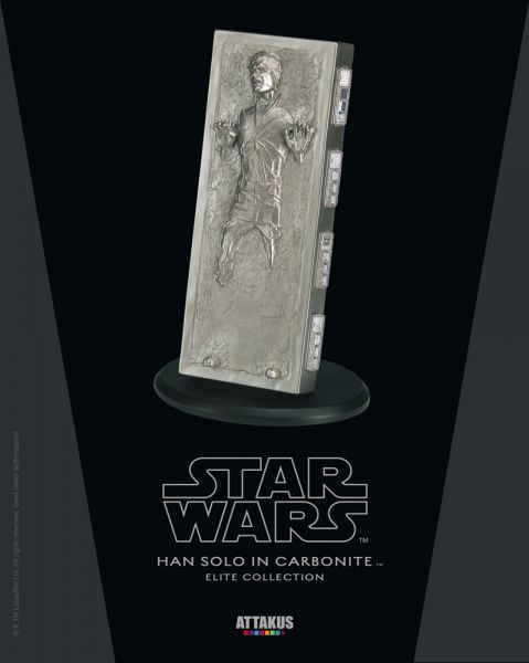 Star Wars Elite Collection Han Solo in Carbonite
