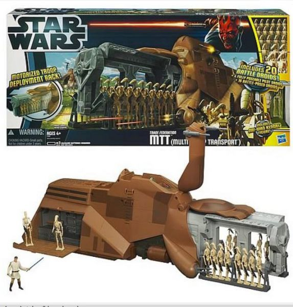 Star Wars Class III - MTT Multi-Troop Transport