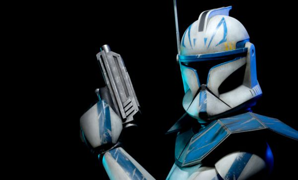 Star Wars Captain Rex Captain Rex Legendary Scale™