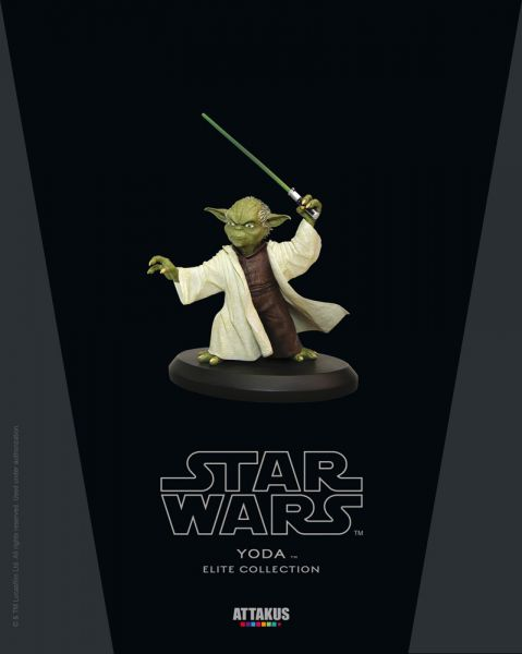 Star Wars Elite Collection Yoda #3