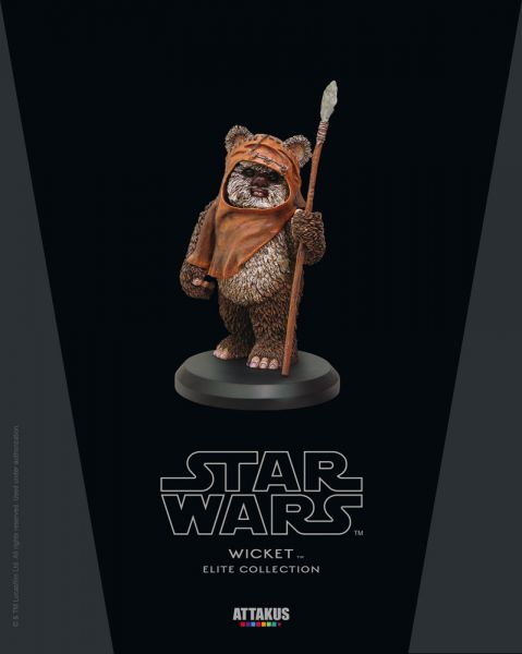 Star Wars Elite Collection Wicket