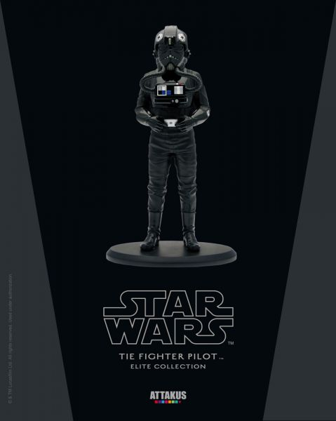 Star Wars Elite Collection Tie Fighter Pilot