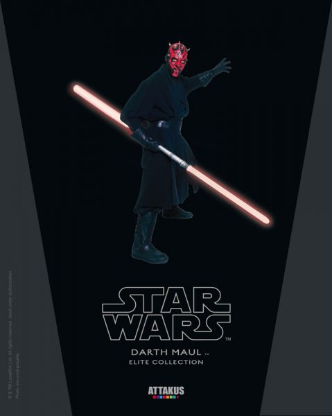 Star Wars Elite Collection Darth Maul