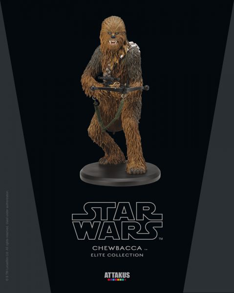 Star Wars Elite Collection Chewbacca